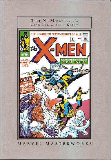 Marvel Masterworks: The X-Men - Barnes &amp; Noble Edition 1-A by Marvel