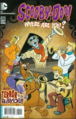 Scooby-Doo, Where Are You? (2010) 30-A by DC