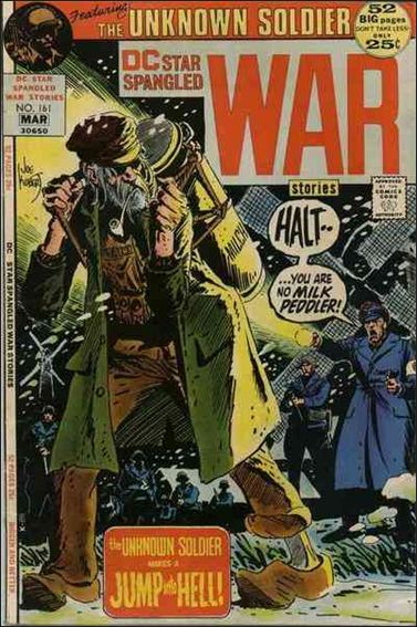 Star Spangled War Stories (1952) 161-A by DC