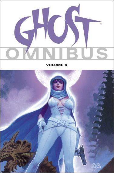 Ghost Omnibus 4-A by Dark Horse