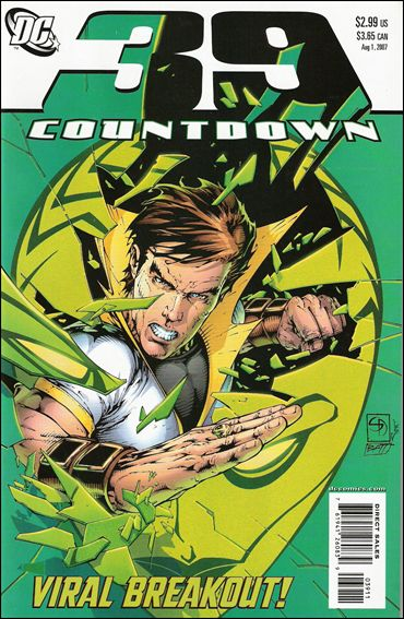 Countdown (2007) 39-A by DC