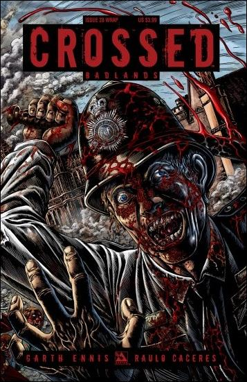 Crossed: Badlands 28-B by Avatar Press
