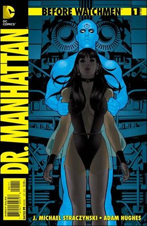 Before Watchmen: Dr. Manhattan 1-A