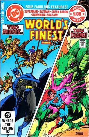World's Finest Comics 282-A