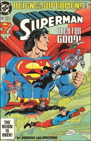 Superman (1987) 82-C