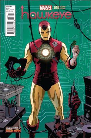 Hawkeye (2012) 10-B