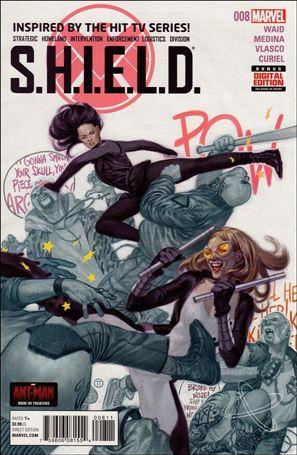 S.H.I.E.L.D. (2015) 8-A