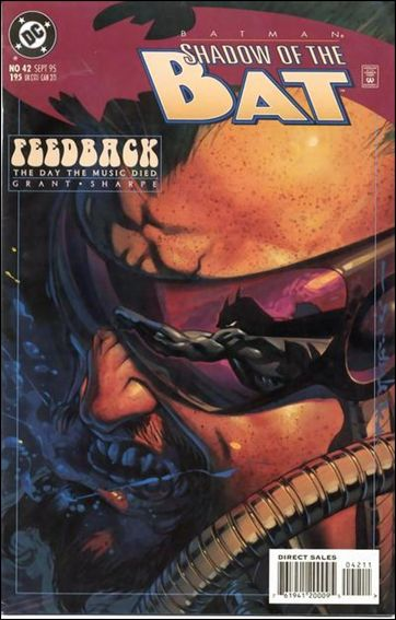 Batman: Shadow of the Bat 42-A by DC