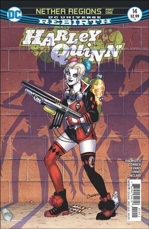 Harley Quinn (2016) 14-A