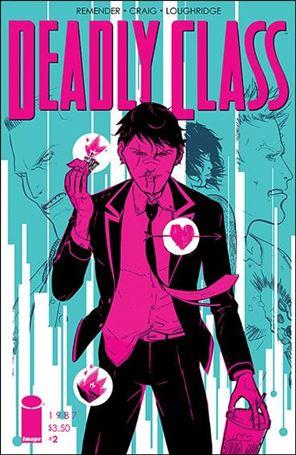 Deadly Class 2-A