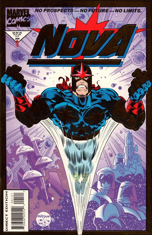 Nova (1994) 1-A by Marvel