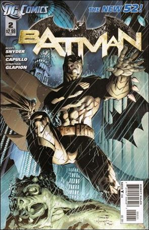 Batman (2011) 2-B