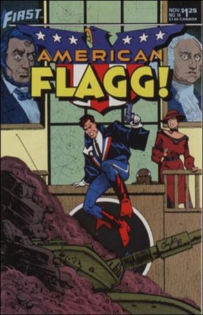 American Flagg! (1983) 14-A