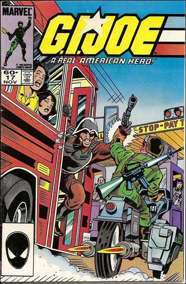 G.I. Joe: A Real American Hero 17-B by IDW