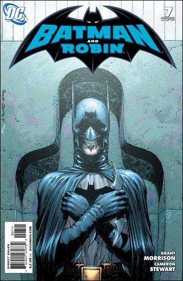 Batman and Robin (2009) 7-A by DC