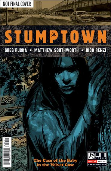 Stumptown (2012) 5-A by Oni Press