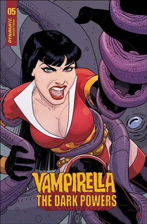 Vampirella: The Dark Powers 5-E