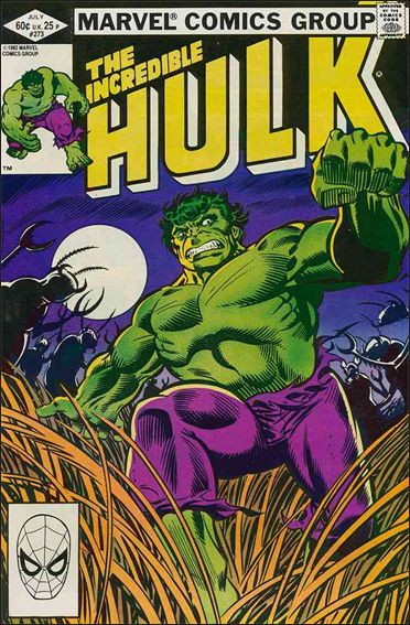 Incredible Hulk (1968) 273-A by Marvel