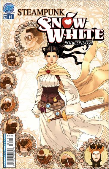 Steampunk Snow White 1-A by Antarctic Press