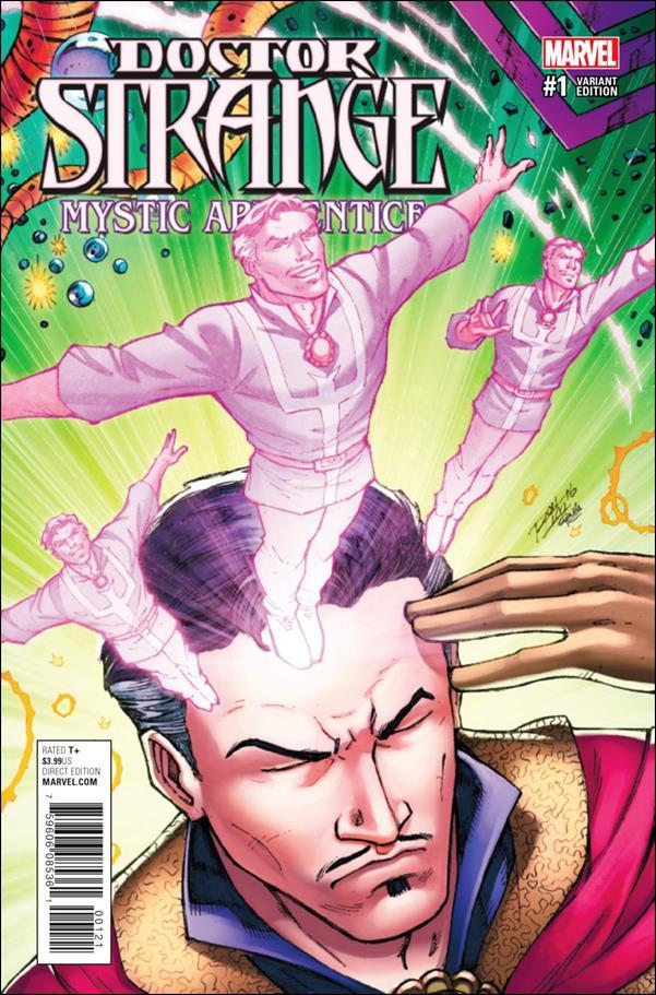 Doctor Strange: Mystic Apprentice 1-B by Marvel