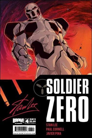 Soldier Zero 4-B by Boom! Studios