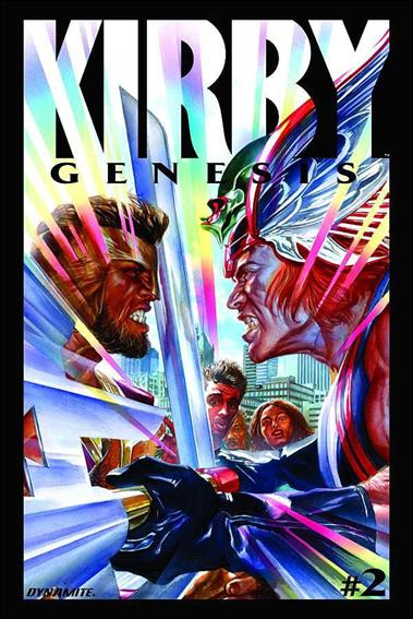 Kirby: Genesis 2-A by Dynamite Entertainment