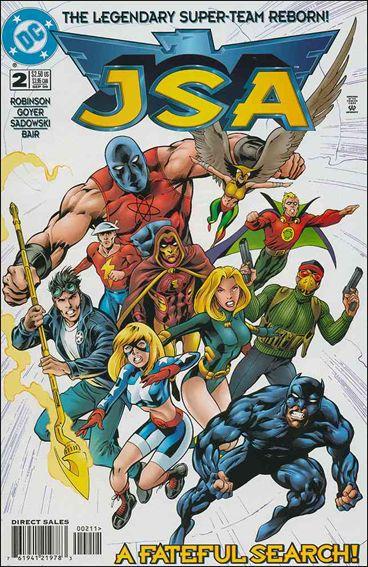 JSA 2-A by DC