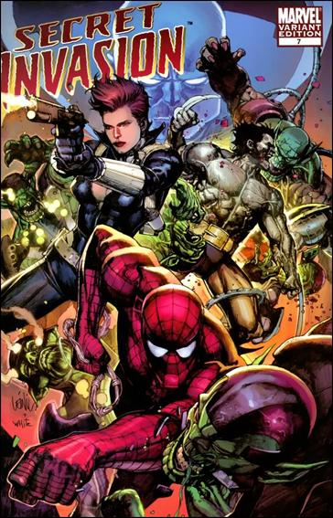 Secret Invasion 7-B by Marvel