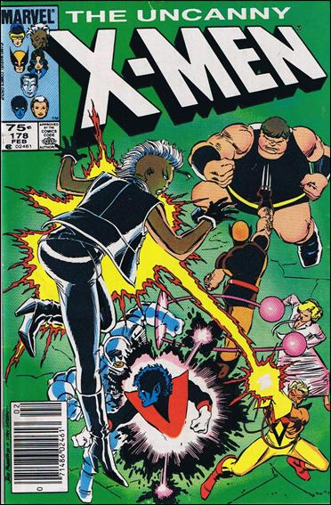 Uncanny X-Men (1981) 178-B by Marvel