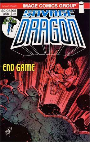 Savage Dragon (1993) 95-A