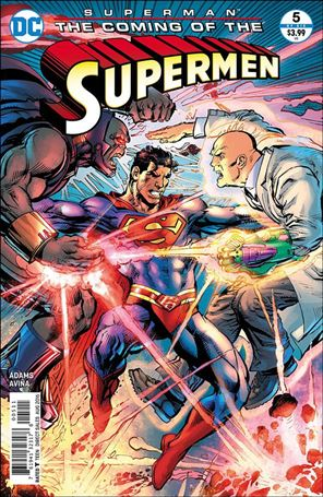 Superman: The Coming of the Supermen 5-A