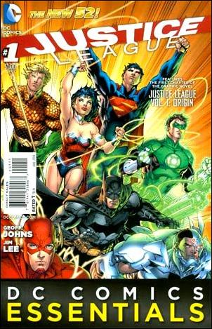 Justice League (2011) 1-U by DC