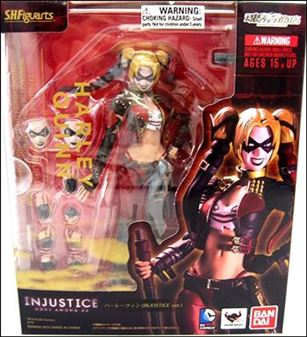 Injustice: Gods Among Us (S.H.Figuarts) Harley Quinn