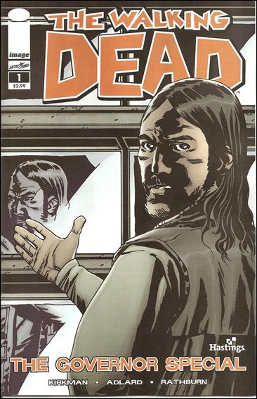 Walking Dead: The Governor Special 1-B by Image