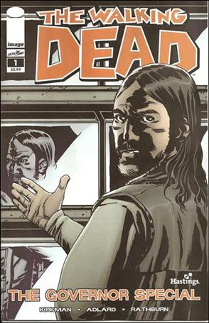 Walking Dead: The Governor Special 1-B