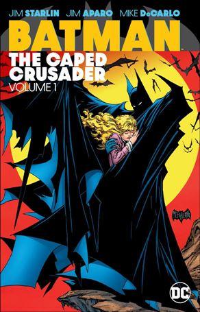Batman: The Caped Crusader 1-A