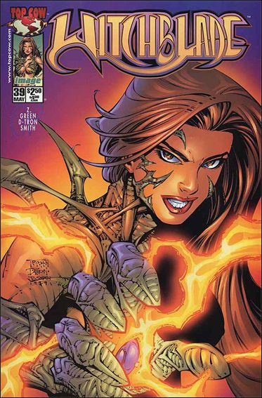 Witchblade 39-A by Top Cow