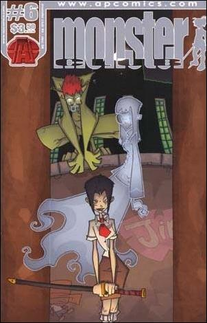 Monster Club (2004) 6-A by AP Comics