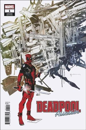 Deadpool: Assassin 1-B