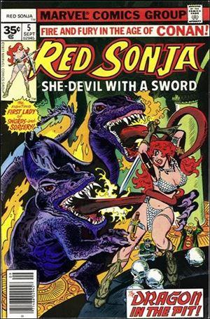 Red Sonja (1977) 5-B