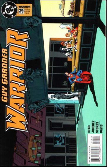 Guy Gardner: Warrior 29-B by DC