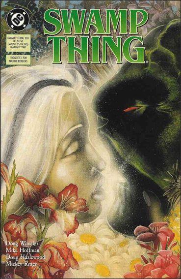 Swamp Thing (1986) 103-A by Vertigo