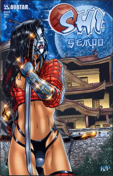 Shi: Sempo 1-C by Avatar Press