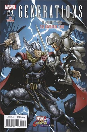 Generations: The Unworthy Thor & The Mighty Thor 1-C