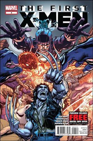 First X-Men 4-A