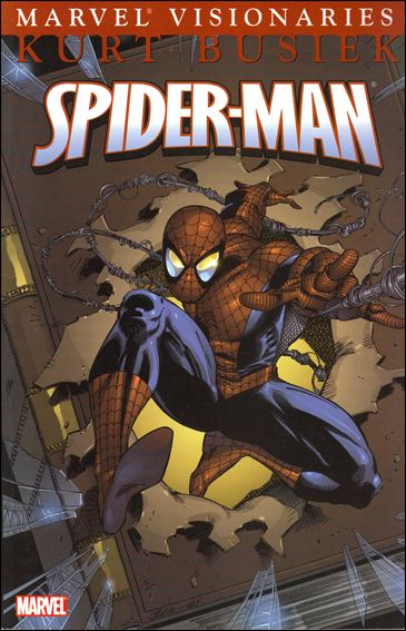 Spider-Man Visionaries: Kurt Busiek 1-A by Marvel