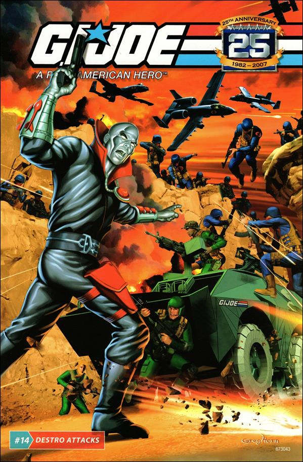 G.I. Joe: A Real American Hero 14-D by IDW