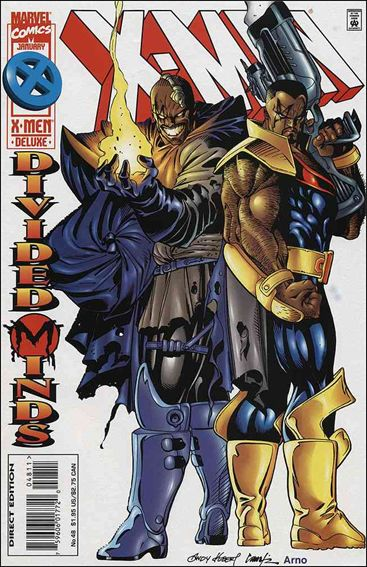 X-Men (1991) 48-A by Marvel