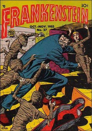 Frankenstein (1945) 27-A