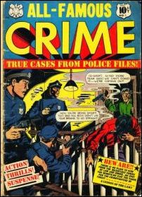 All-Famous Crime 5-A by Star Publications